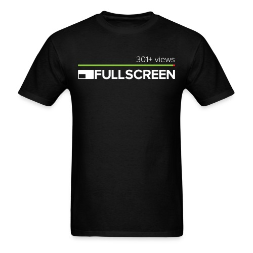 Fullscreen 301+ Men's T-Shirt - Men's T-Shirt