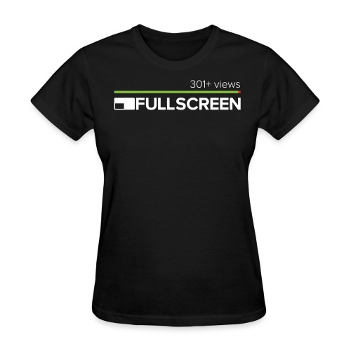 Fullscreen 301+ Women's T-Shirt - Women's T-Shirt
