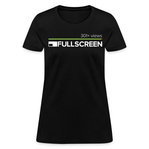 Fullscreen 301+ Women's T-Shirt - Women's T-Shirt