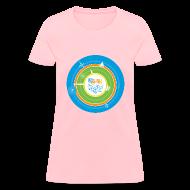 T-Shirts ~ Women's T-Shirt ~ Women's Festival  T-shirt (front design only)