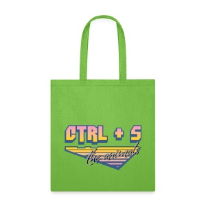 CTRL+S The Animals Tote Bag - Tote Bag