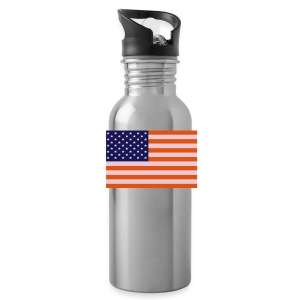 American Flag Water Bottle - Water Bottle
