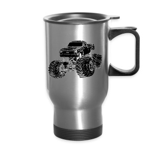 Monster Truck Travel Mug - Travel Mug