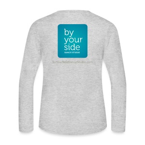 Women's Long Sleeve Jersey T-Shirt - By Your Side Logo - Women's Long Sleeve Jersey T-Shirt