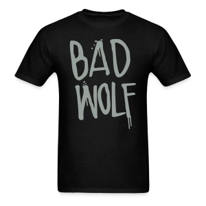 Doctor Who Bad Wolf Men's T-Shirt - Men's T-Shirt