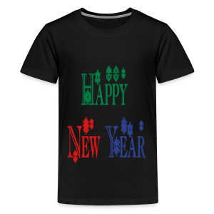 Happy New Year 2014 - Kids' Premium T-Shirt