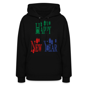 Happy New Year 2014 - Women's Hoodie