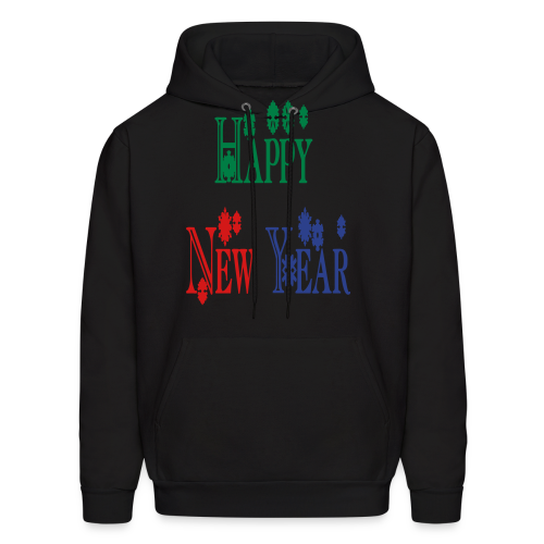 Happy New Year 2014 - Men's Hoodie