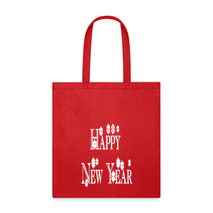 Happy New Year 2014 - Tote Bag