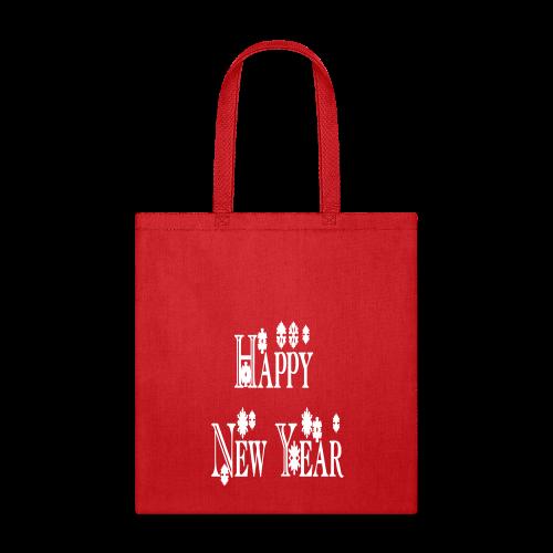 Happy New Year 2014 - Tote Bag