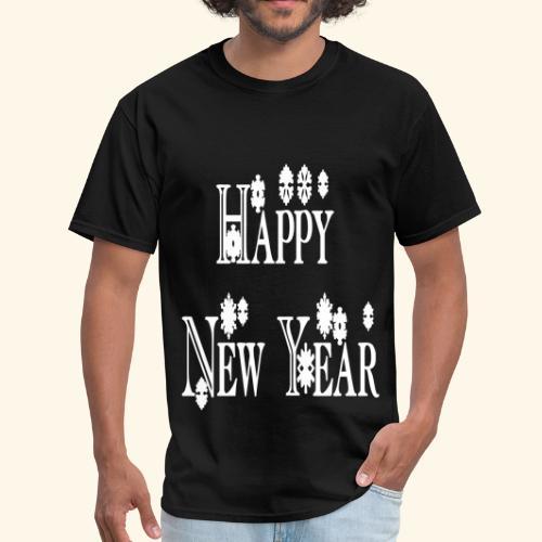 Happy New Year 2014 - Men's T-Shirt