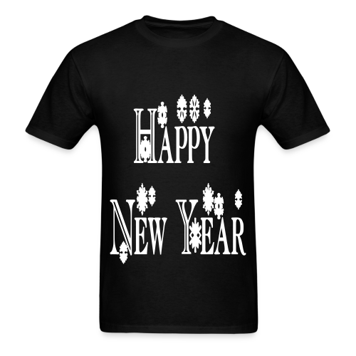Happy New Year 2014 - Men's T-Shirt