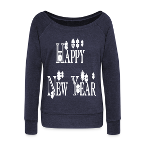Happy New Year 2014 - Women's Wideneck Sweatshirt