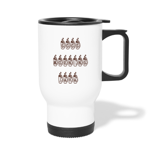 Good Morning Java - Travel Mug