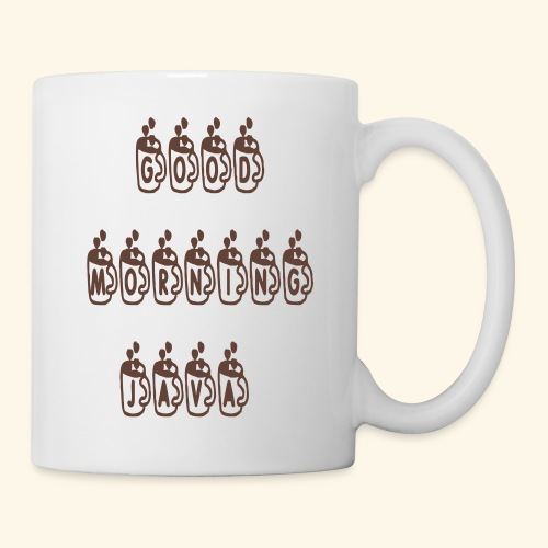 Good Morning Java - Coffee/Tea Mug
