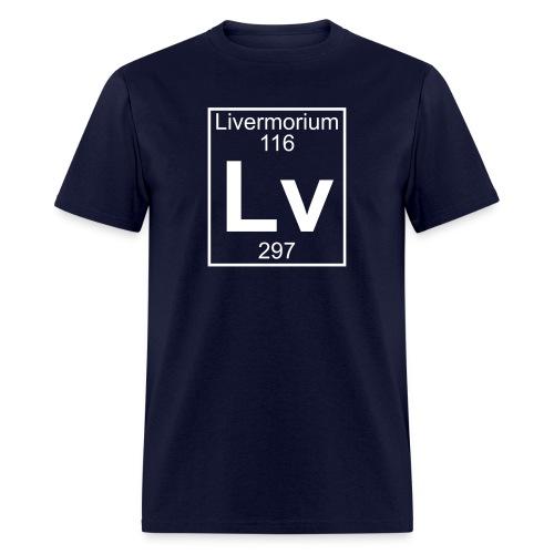 Livermorium - Men's T-Shirt