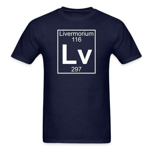 Livermorium - Men's T-Shirt