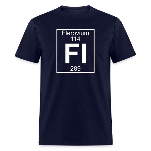 Flerovium - Men's T-Shirt