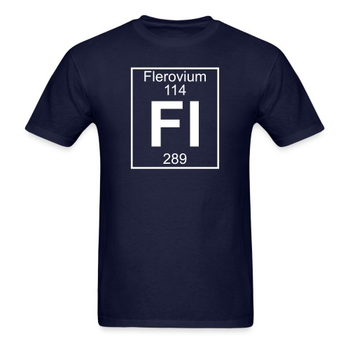 Flerovium - Men's T-Shirt