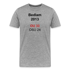 Bedlam 2013 - Men's Premium T-Shirt
