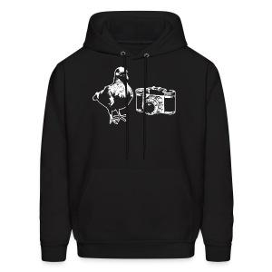 Pigeon Camera Hoodie - Men's Hoodie