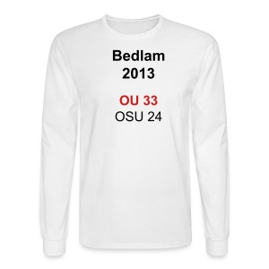 Bedlam 2013 Long Sleeve - Men's Long Sleeve T-Shirt