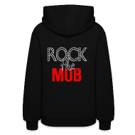 Hoodies ~ Women's Hoodie ~ Rock the Mob