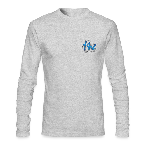 small transparent.png - Men's Long Sleeve T-Shirt by Next Level
