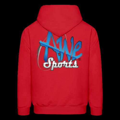 547_Awe-Sports.png - Men's Hoodie