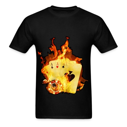 HOT HAND - Men's T-Shirt