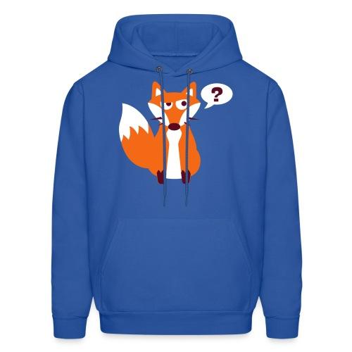What Does The Fox Say Hoodie - Men's Hoodie