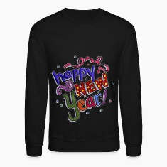 Happy New Year Long Sleeve Shirts
