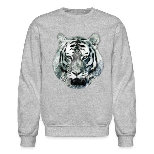 Tiger Sweatshirt Sketch&color 2 - Crewneck Sweatshirt