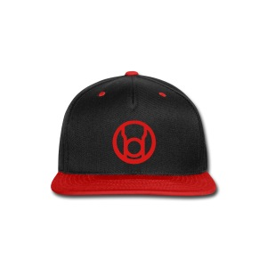 [Red Lantern Corps] (laker series) - Snap-back Baseball Cap