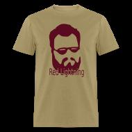 T-Shirts ~ Men's T-Shirt ~ Red Lightning's got a Championship!