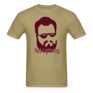 T-Shirts ~ Men's T-Shirt ~ Red Lightning's got a Championship!