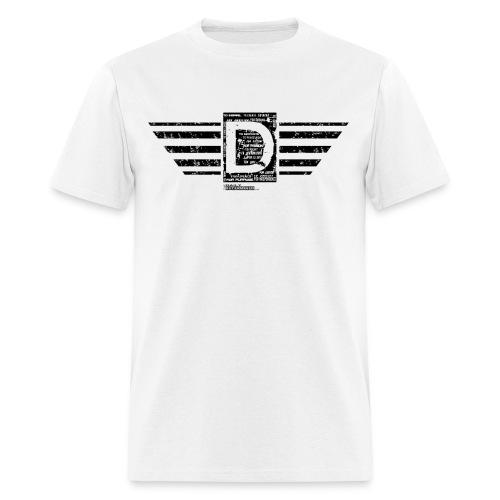 Men's T- Shirt Determined Logo - Men's T-Shirt
