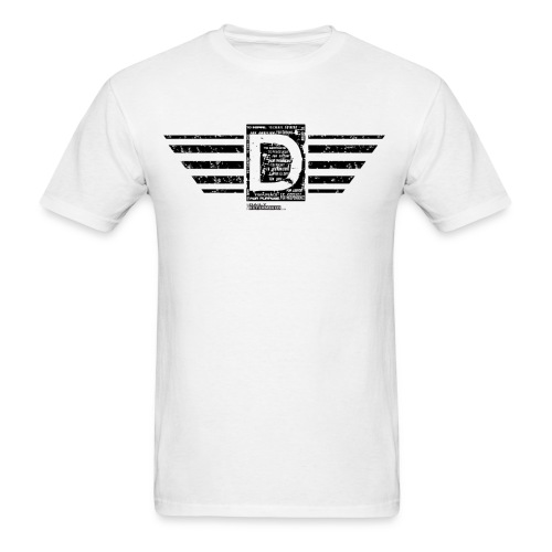 Men's T- Shirt Determined Logo - Men's T-Shirt