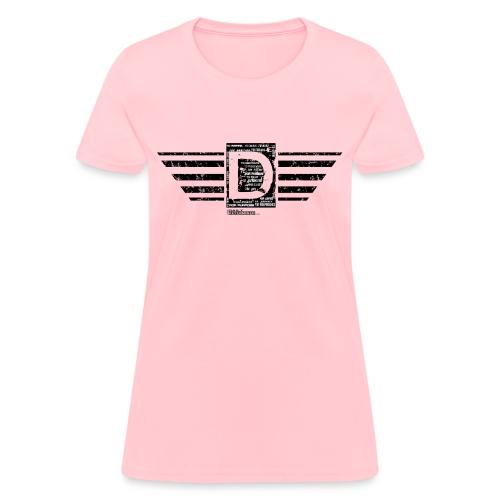 Women's T- Shirt Determined Logo - Women's T-Shirt