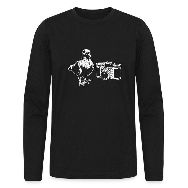 Pigeon Camera Long-Sleeve Tee