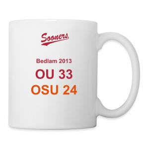 Sooners Bedlam 2013 Coffee Cup - Coffee/Tea Mug