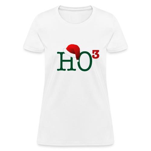 HO Cubed - Women's T-Shirt