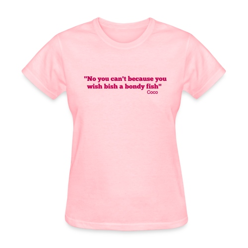 Bondy_tsq - Women's T-Shirt