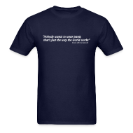 T-Shirts ~ Men's T-Shirt ~ Pants_ttq