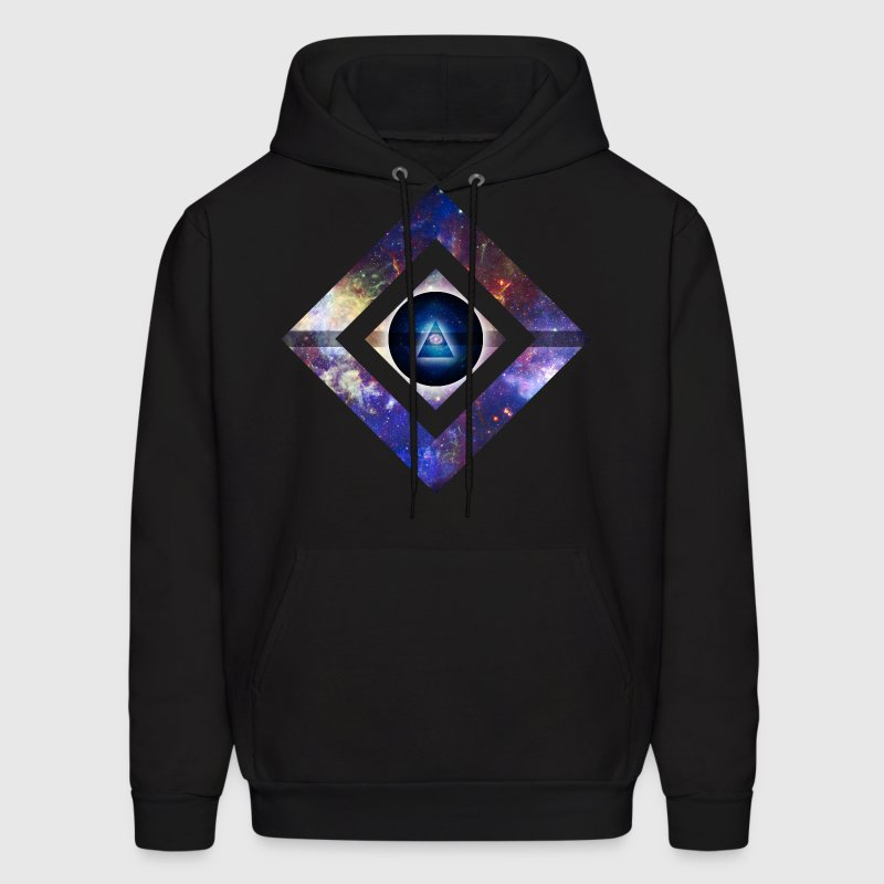 Center of Existence Hoodies - Men's Hoodie