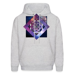 Art - Twisted Galaxy Hoodies - Men's Hoodie