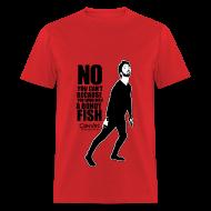 T-Shirts ~ Men's T-Shirt ~ Coco Bondy Fish