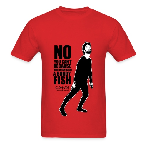 Coco Bondy Fish - Men's T-Shirt