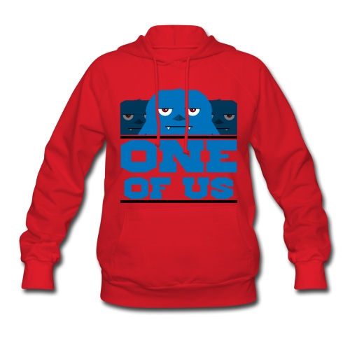 One Of Us Monsters - Women's Hoodie