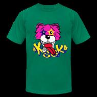 T-Shirts ~ Men's T-Shirt by American Apparel ~ KGSK Pink